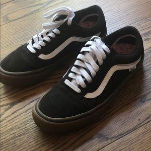 *Vans* men bulk suede sneakers_SZ:9.5_like new